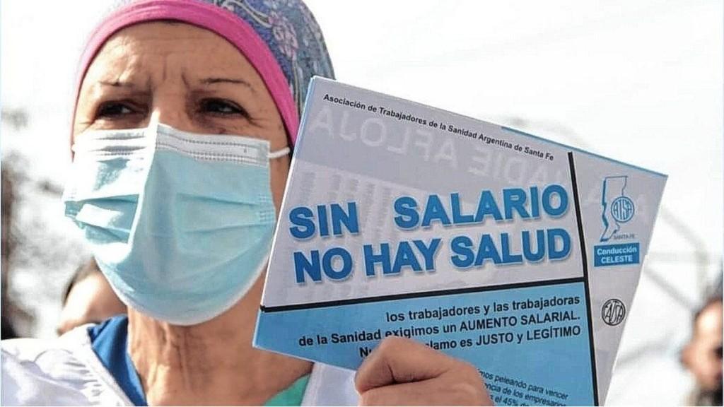 Trabajadores de la sanidad continuarán con las medidas de no haber una reunión con una propuesta