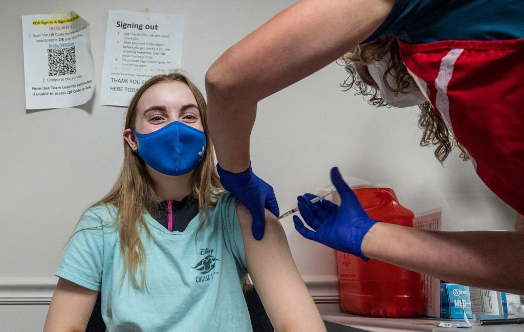 La semana próxima inicia la vacunación a adolescentes con comorbilidades