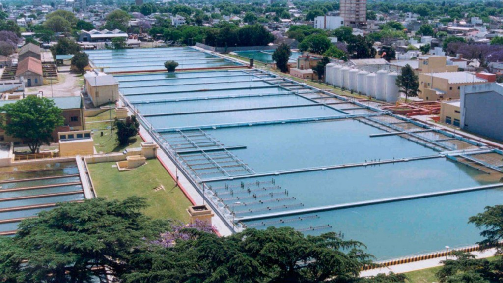El Enress asegura que el agua continua siendo apta para el consumo