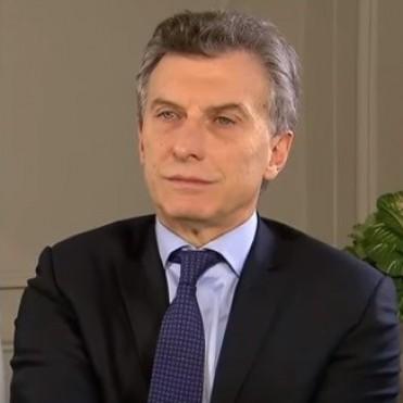 Mauricio Macri asiste a la inauguración de los Juegos Olímpicos