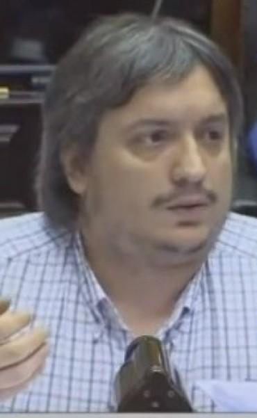 Máximo Kirchner calificó de viejas las políticas del gobierno