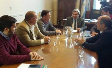 El gobierno santafesino continúa el viernes con la ronda de consultas por la reforma Constitucional