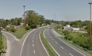 La Provincia renovará la luminaria de la Ruta 168