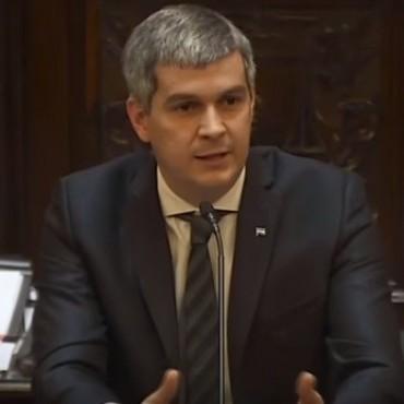 El Jefe de Gabinete brinda su informe de gestión ante Diputados
