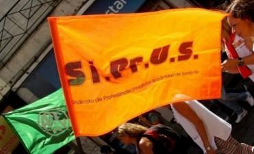 Siprus realizará un paro el próximo viernes