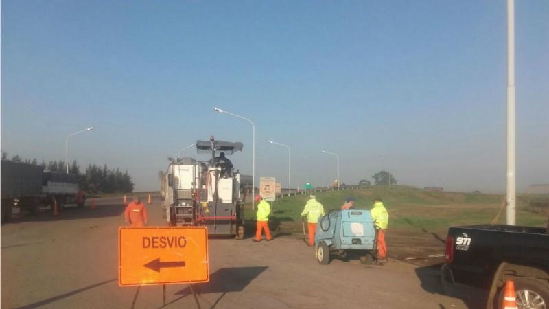 La Agencia de Seguridad Vial fiscalizó 278 vehículos en la autopista Santa Fe - Rosario