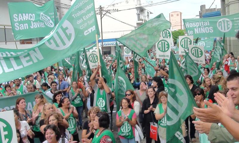 Trabajadores de toda la provincia se concentrarán mañana frente al Ministerio de Salud