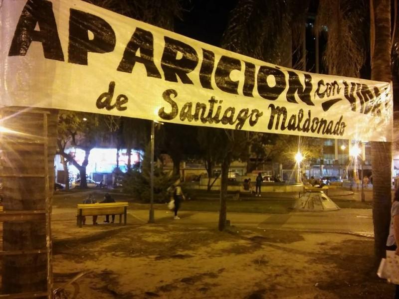 El Foro contra la impunidad y por la justicia se movilizará por Santiago Maldonado