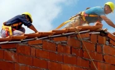 La construcción cumplió el cuarto mes consecutivo en alza durante junio