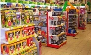 La venta de juguetes subió ocho por ciento en julio