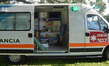 El servicio de emergencias y traslados concretó más de 750 asistencias en los fines de semanas de julio en la ciudad de Santa Fe
