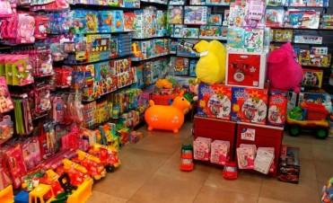 El sector juguetero preveía un ticket promedio de trescientos pesos para el Día del Niño