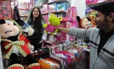 La venta de juguetes subió cuatro y medio por ciento por el Día del Niño