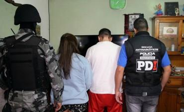 La PDI detuvo a un clan familiar dedicado al narcotráfico en la ciudad de Santa Fe