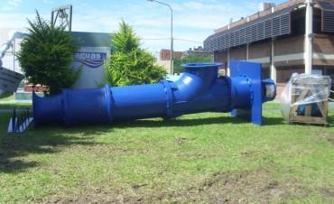 La presión de agua será baja el domingo