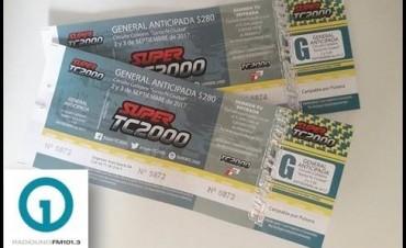 ¿Querés ganar 2 entradas para el Súper TC 2000?
