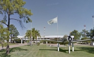 El aeropuerto de Sauce Viejo volvería funcionar en octubre