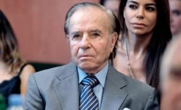 La Justicia habilitó a Menem para ser candidato a senador nuevamente
