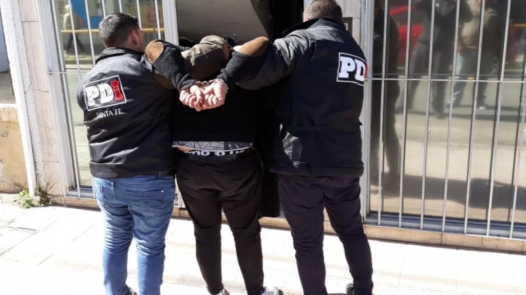 La PDI detuvo a un hombre por robo calificado