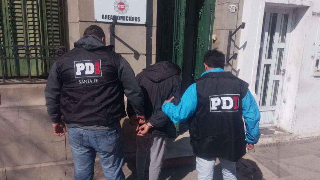 La PDI recapturó al hombre acusado de incendiar una casa con una familia adentro