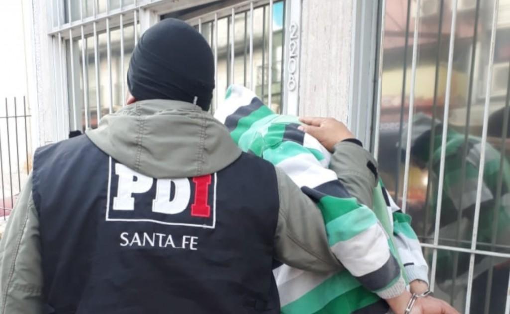La PDI capturó a un menor por un escruche en Colastiné Norte