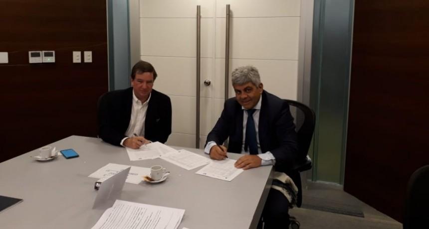 El MPA y el Grupo Telefónica firmaron un convenio de colaboración