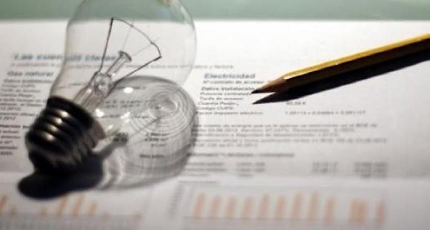 Las tarifas de electricidad aumentarán algo más de veinticuatro por ciento promedio