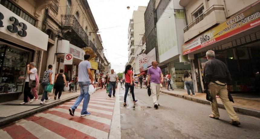 El Centro Comercial gestionará el descuento del Drei para los comercios de calle Mendoza