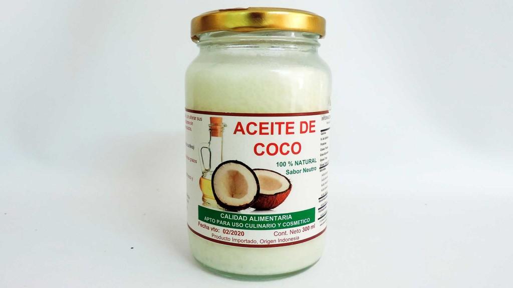 La Assal prohibió un aceite de Coco