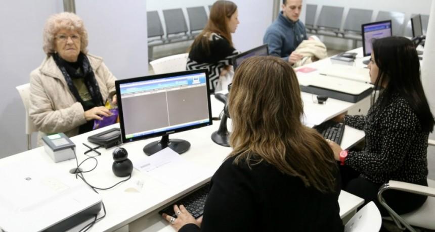 El Registro Civil estará abierto durante el fin de semana por las elecciones