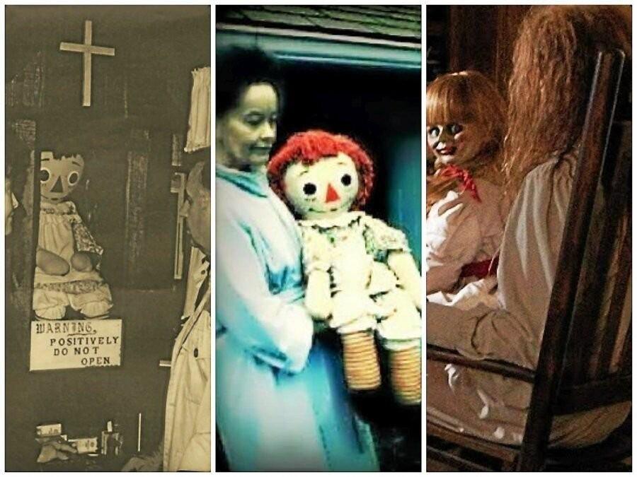 Annabelle desaparecida: sospechan que la robaron para realizar ritos satánicos