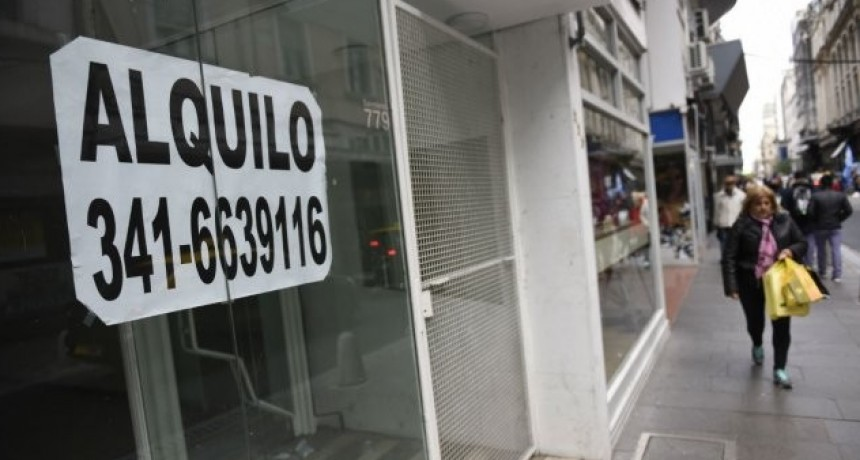 Propietarios piensan bonificaciones temporales para alquileres de comerciantes