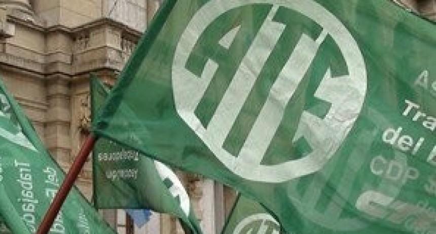 ATE rechaza el bono pero no realizará medidas de fuerzas hasta la presentación de una propuesta salarial