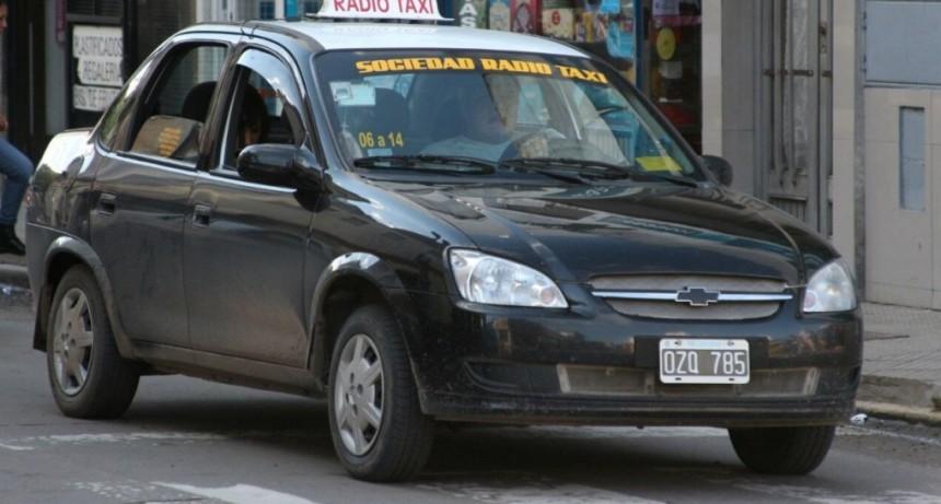 Los taxistas reclaman al ministerio de Seguridad conservar el botón antipánico