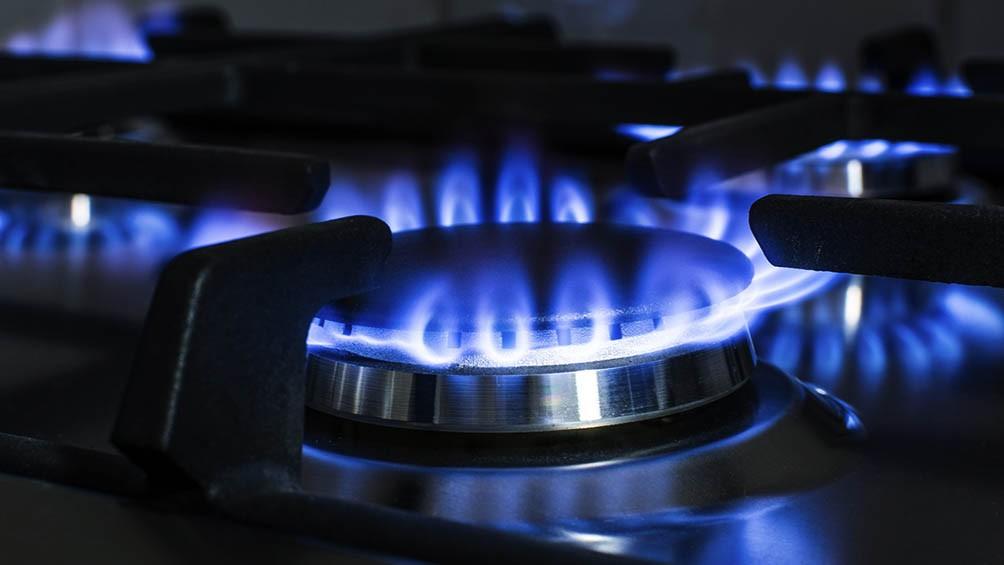 Se registra menor consumo de gas pese a las bajas temperaturas
