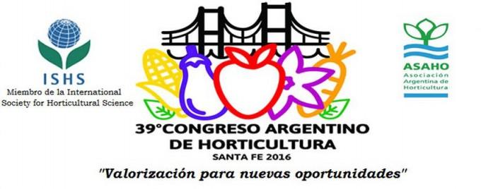 Una nueva edición del Congreso Argentino de Horticultura comienza en la ciudad de Santa Fe