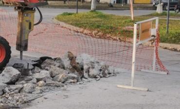 El Municipio licita obras para la reparación de pavimentos de hormigón