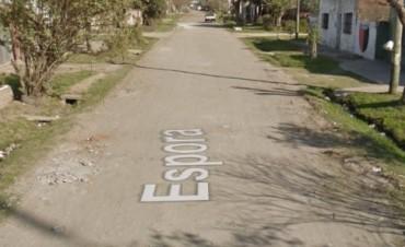 Adolescente asesinado de una puñalada en barrio San José