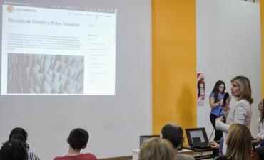 El Liceo Municipal presenta su página web