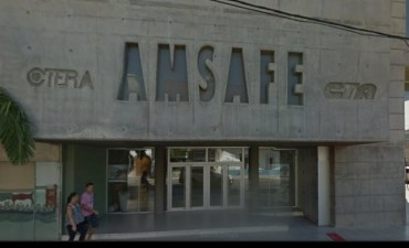 Amsafe realiza una asamblea para definir la extensión del paro de la semana próxima