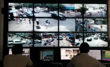 El Centro de Monitoreo amplia su cantidad de cámaras