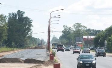 Vecinos de la Costa reclaman controles de circulación a la vera de la Ruta 1