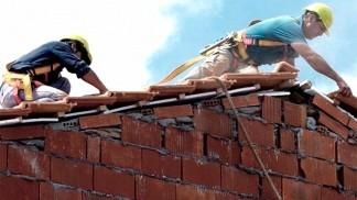 La construcción lidera el crecimiento del empleo registrado en la provincia
