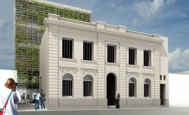 El nuevo edificio del Instituto 12 quedaría inaugurado la semana próxima