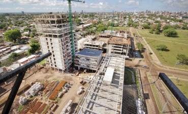 El Municipio licitará la pavimentación del entorno de las torres ProCreAr