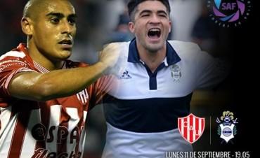Unión recibirá a Gimnasia y Esgrima de La Plata con el mismo equipo del empate ante Newell's
