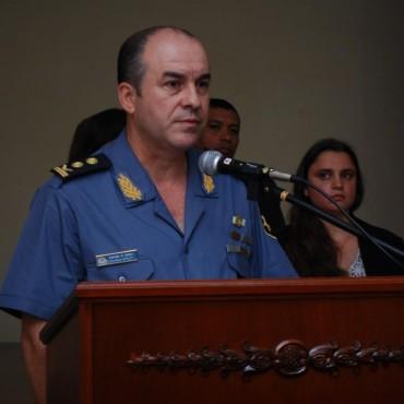 El ex jefe de la Policía de la provincia fue arrestado