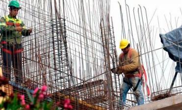 El costo de la construcción subió algo más de uno por ciento en agosto