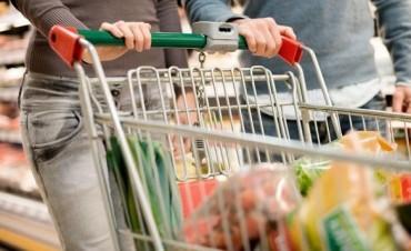 El costo de la canasta básica total aumentó alrededor de uno y medio por ciento en agosto