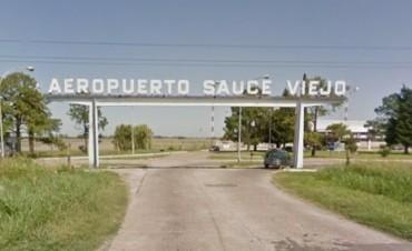 El aeropuerto de Sauce Viejo estaría habilitado en octubre